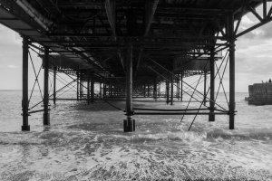 Fantasy under the Pier image