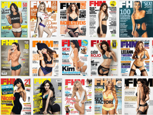 FHM For You did it my way
