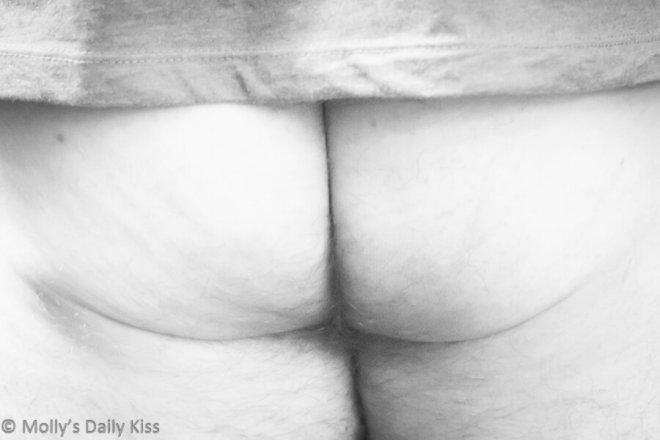 a picture of my ass