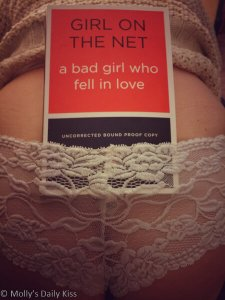 Girl on the Net Book