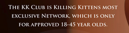 Killing Kitten Exclude