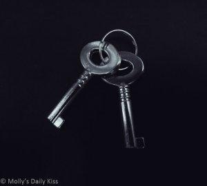 Keys for Hot under the Collar post