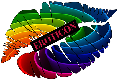 Eroticon logo for moon
