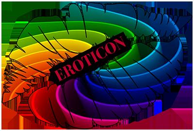 Eroticon logo for moon