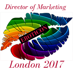 Director of Marketing for Eroticon