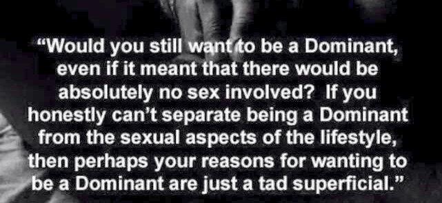 D/s Sex