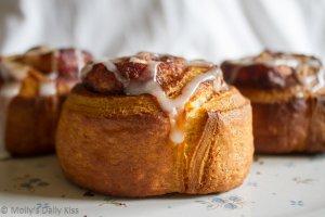 Cinnamon Buns for cook