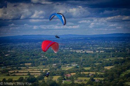 paragliders for safewords
