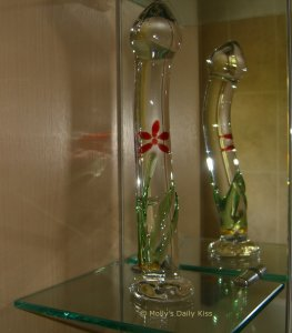glass dildo for toy post