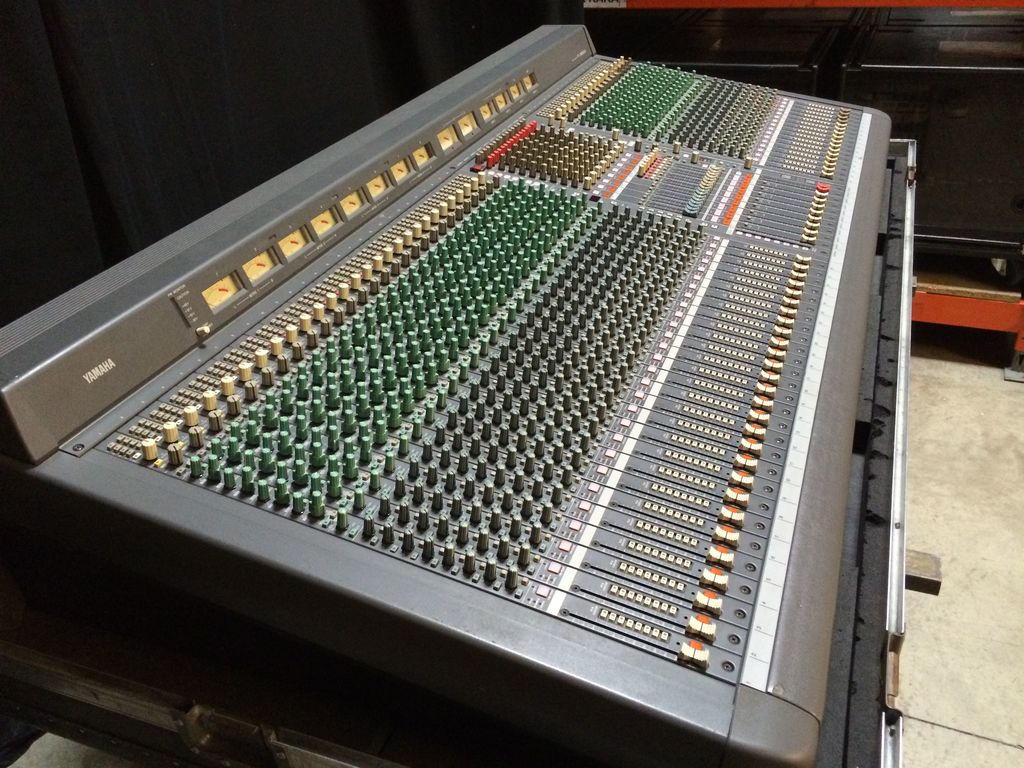 Yamaha PM3500 for Mixing it up